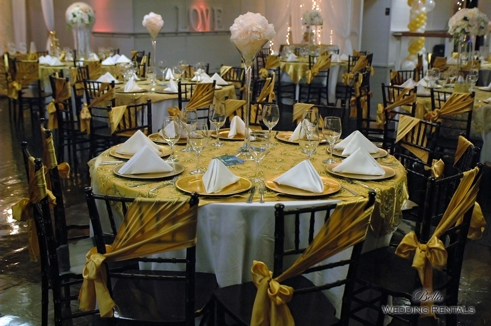 staging scenes - wedding services & rentals - 7677