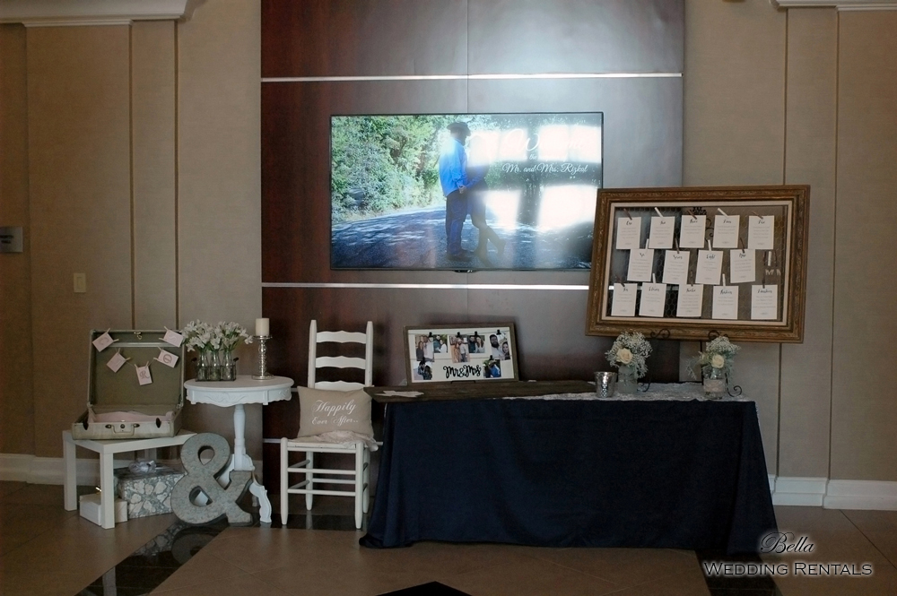 staging scenes - wedding services & rentals - 7683