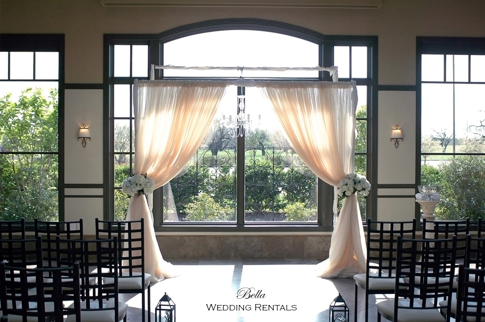 staging scenes - wedding services & rentals - 7687