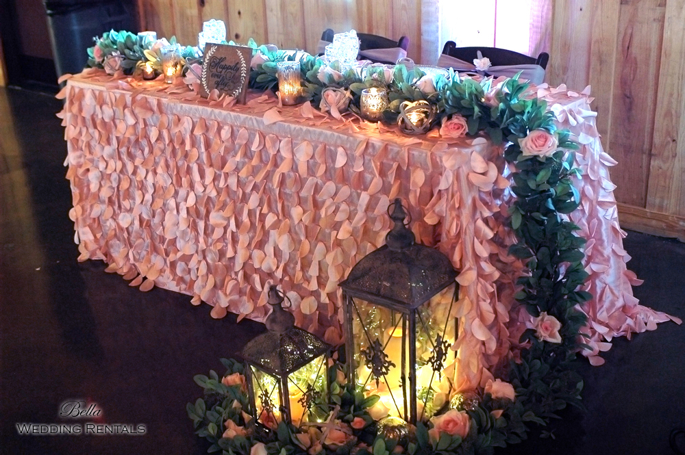staging scenes - wedding services & rentals - 7688