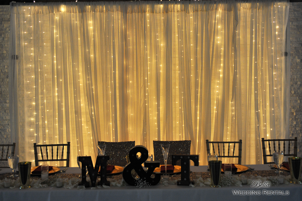 staging scenes - wedding services & rentals - 7689