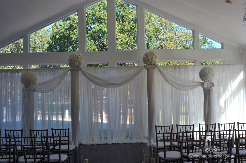 staging scenes - wedding services & rentals - 7690
