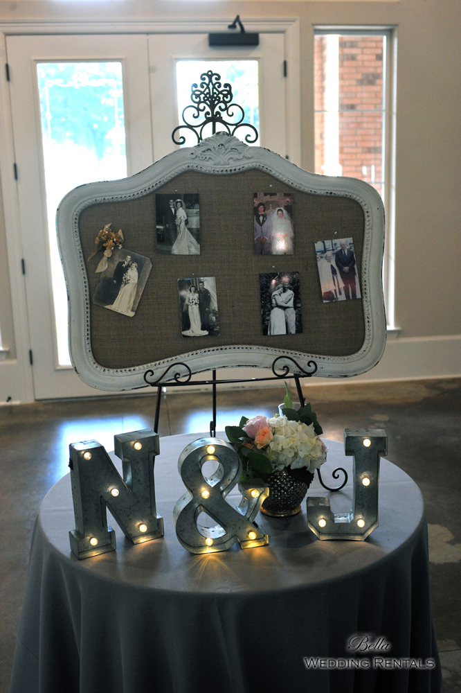 staging scenes - wedding services & rentals - 7701