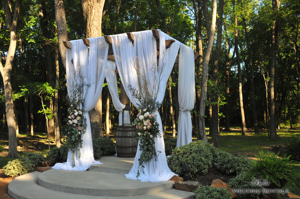 staging scenes - wedding services & rentals - 7703