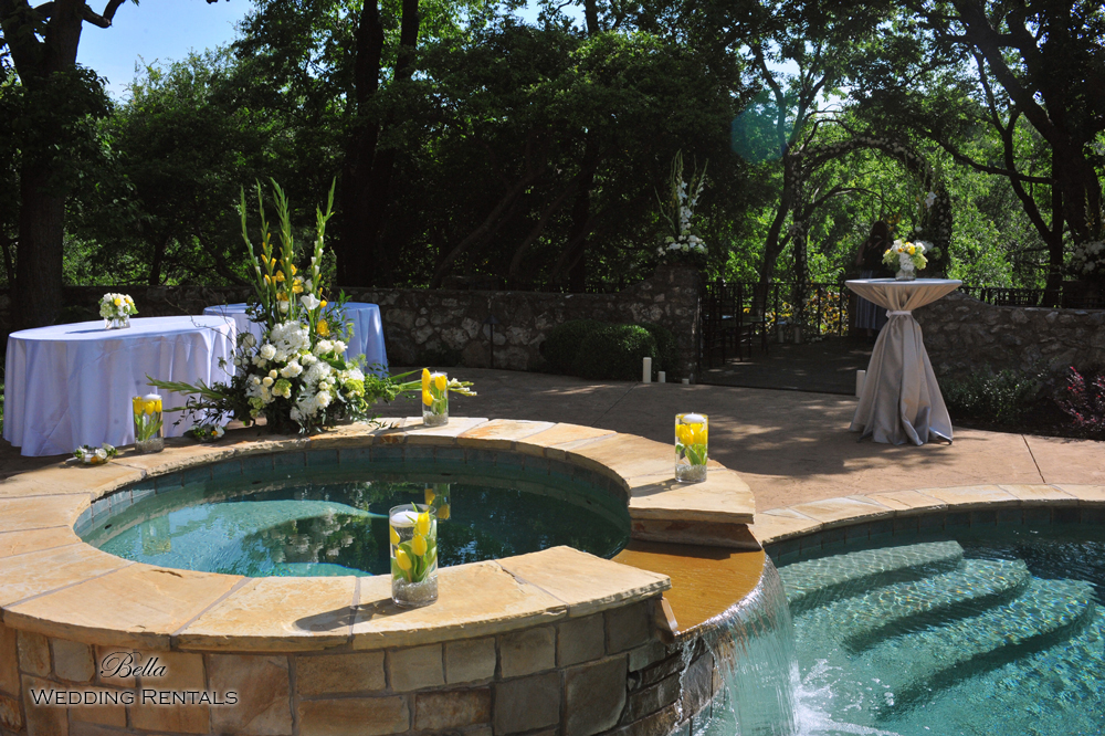 staging scenes - wedding services & rentals - 7705