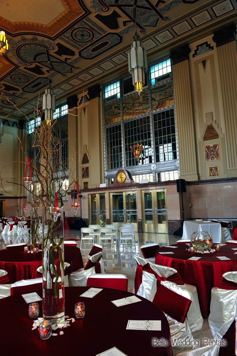 T & P Building - wedding reception rentals -8691