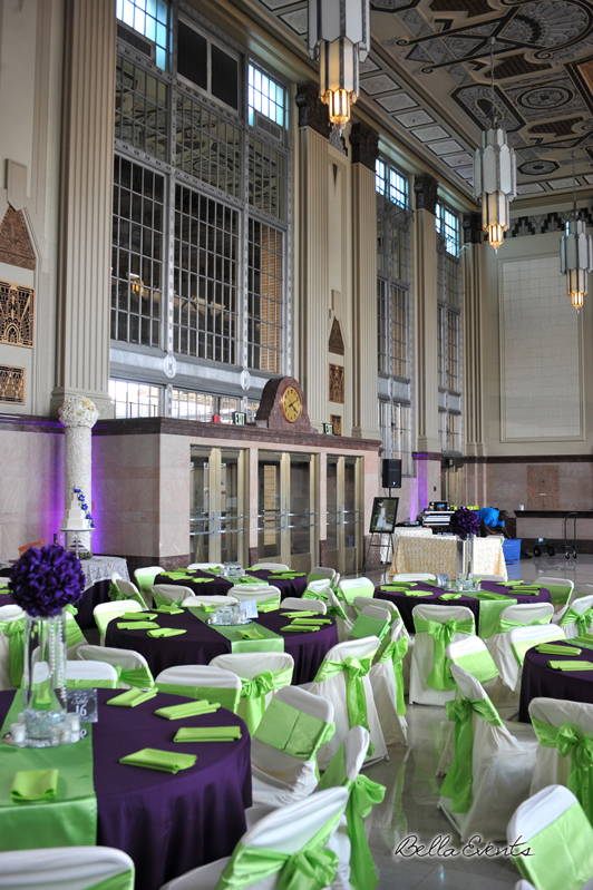 T & P Building - wedding reception rentals -8701