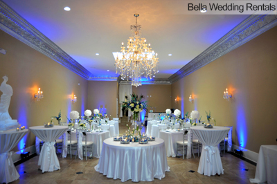 A Wedding Rental Company Specializing In Wedding Rentals