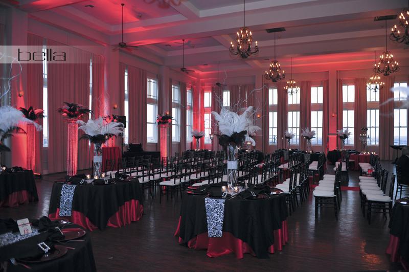 The Room On Main Wedding Reception Design Installation The Room