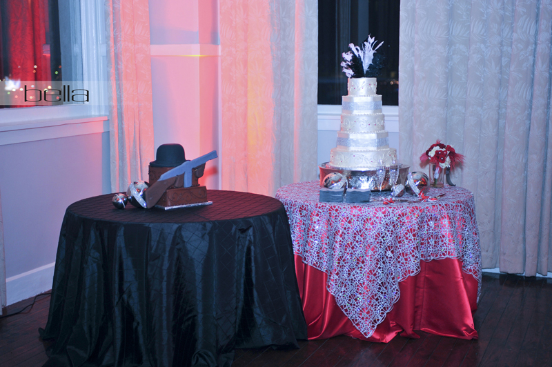 The Room on Main Wedding Reception Design & Installation - The Room ...