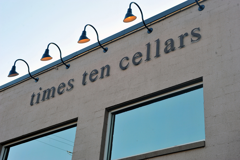 Times Ten Wine Cellar - wedding day rentals -7588