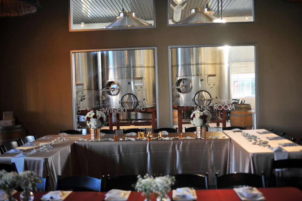 Times Ten Wine Cellar - wedding day rentals -7590