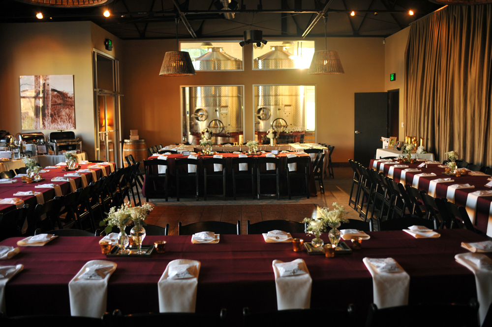 Times Ten Wine Cellar - wedding day rentals -7592