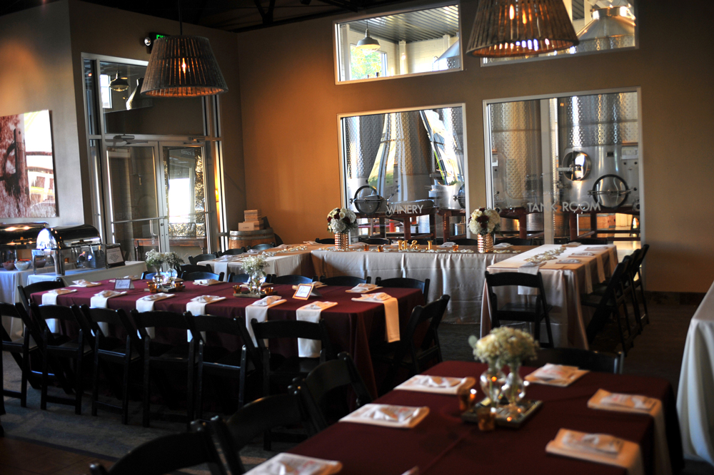 Times Ten Wine Cellar - wedding day rentals -7599