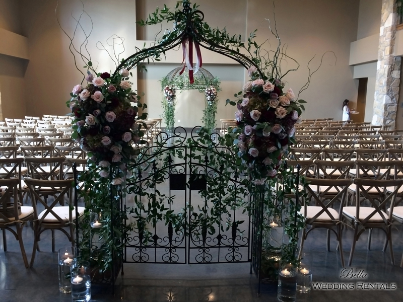 Wedding rentals wedding altars aisle decor wedding reception wedding ceremony rentals junglespirit Choice Image