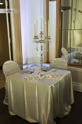 wedding cake table - wedding day - 2024