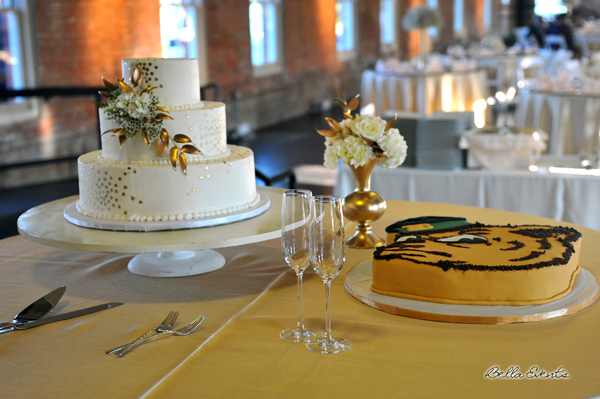Wedding Cake Table Design Installation