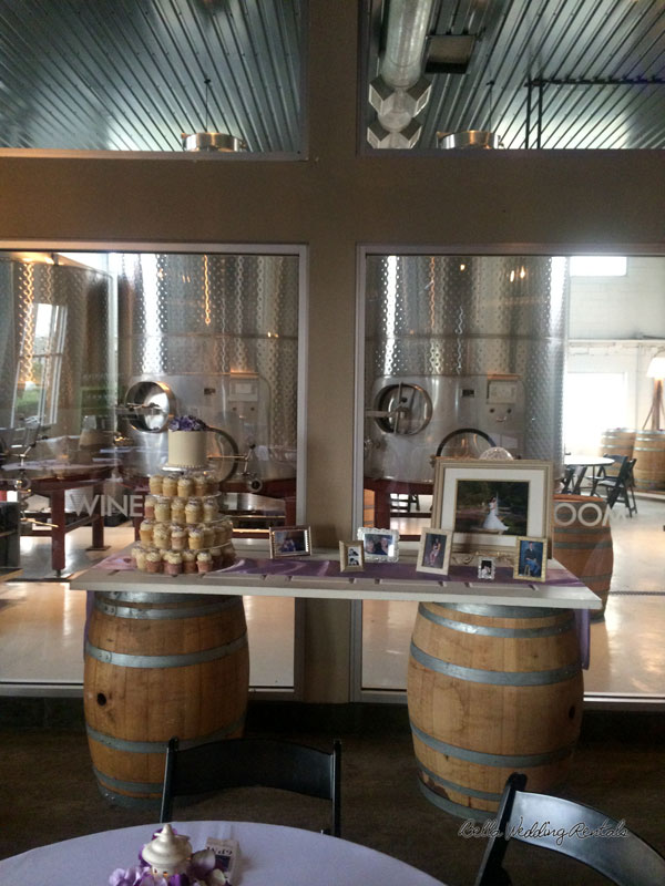 Whiskey Barrel Rentals