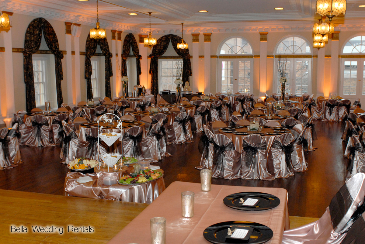 Wedding Ceremony Reception Hire: Wedding Reception Rentals