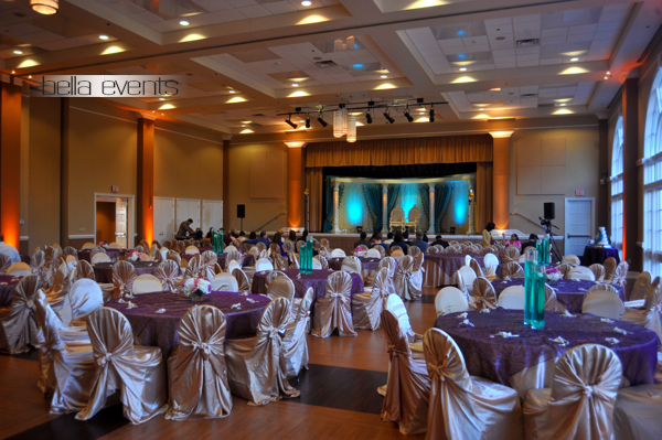Wedding Reception Colleyville Community Center 8146