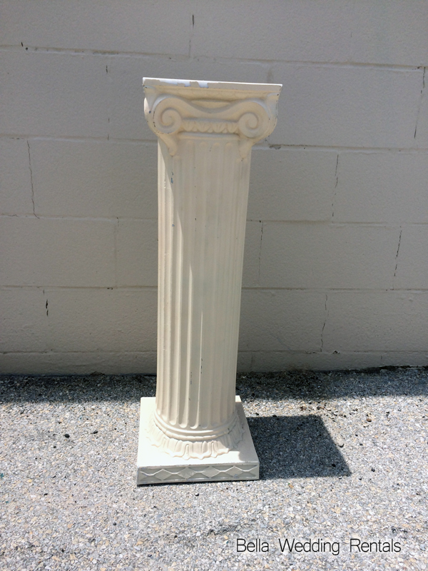 Columns For Wedding Altars