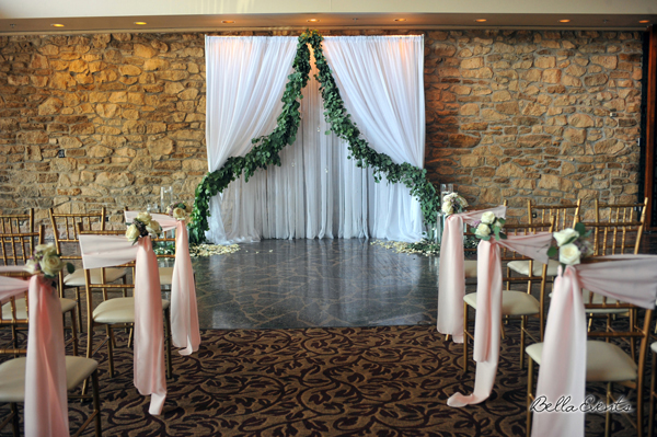 Fabric Wedding Altar Pipe Drape Als 7210