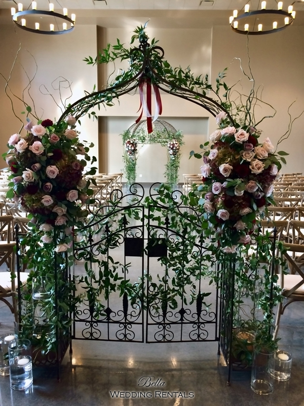 Wrought Iron Arches For Your