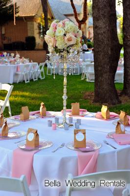 Wedding Reception Centerpiece Als